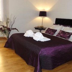 Апартаменты DormiRoma Apartments Piazza Navona - Victoria Suite комната для гостей фото 5