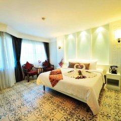 Jomtien Garden Hotel & Resort 4* Номер Делюкс с различными типами кроватей фото 45