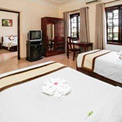 Bach Dang Hoi An Hotel 3* Стандартный номер с различными типами кроватей фото 3