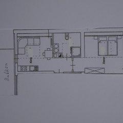 Отель Pension Baumgarten Натурно удобства в номере