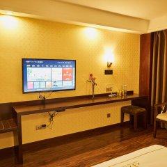 Отель Zhongshan Tianhong Hotel Китай, Чжуншань - отзывы, цены и фото номеров - забронировать отель Zhongshan Tianhong Hotel онлайн удобства в номере фото 2