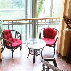 Отель Klara Чехия, Прага - 10 отзывов об отеле, цены и фото номеров - забронировать отель Klara онлайн балкон