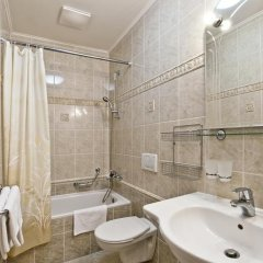 Отель Pension Villa Rosa 3* Стандартный номер с двуспальной кроватью фото 24