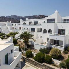 Отель Lindos Village Resort & Spa 5* Номер Делюкс с различными типами кроватей фото 2