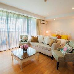 Отель Rocco Huahin Condominium Студия с различными типами кроватей фото 18