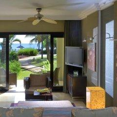 Отель InterContinental Resort Mauritius 5* Номер Делюкс с различными типами кроватей фото 3