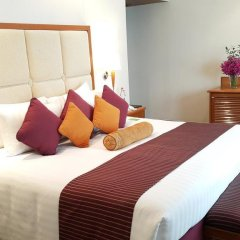 Boulevard Hotel Bangkok 4* Номер Делюкс с разными типами кроватей фото 21