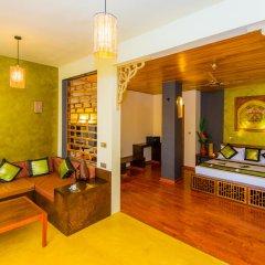 Galavilla Boutique Hotel & Spa 3* Улучшенный номер с различными типами кроватей фото 15