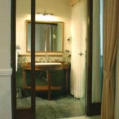 Hotel Flora 4* Номер Комфорт с различными типами кроватей фото 7