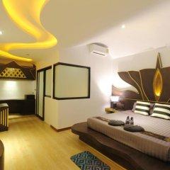 Отель AC 2 Resort 3* Номер Делюкс с различными типами кроватей фото 24