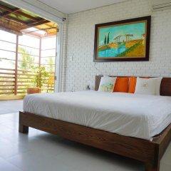 Отель Rock Villa 3* Улучшенный номер с различными типами кроватей фото 9