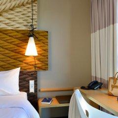 Отель ibis Muenchen Airport Sued Стандартный номер разные типы кроватей фото 6