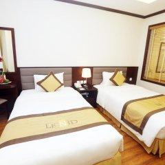 Lenid Hotel Tho Nhuom 3* Номер Делюкс с различными типами кроватей фото 5