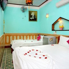 Отель Nha Lan Homestay 2* Стандартный номер фото 3