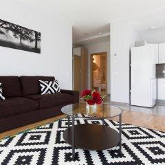 Отель ForRest Apartments Литва, Вильнюс - отзывы, цены и фото номеров - забронировать отель ForRest Apartments онлайн комната для гостей фото 4