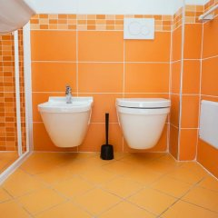 Отель MORFEO Римини ванная фото 2