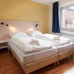 Отель a&o Köln Dom Стандартный номер с различными типами кроватей фото 4