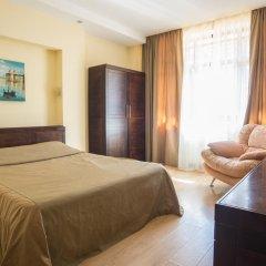 Аибга Отель 3* Стандартный номер с разными типами кроватей фото 25