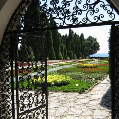 Отель Danis FeWo House Болгария, Балчик - отзывы, цены и фото номеров - забронировать отель Danis FeWo House онлайн балкон