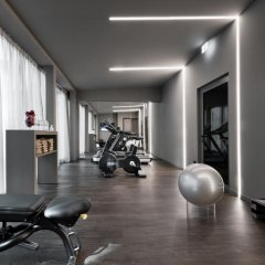 Отель Worldhotel Cristoforo Colombo Милан фитнесс-зал фото 2