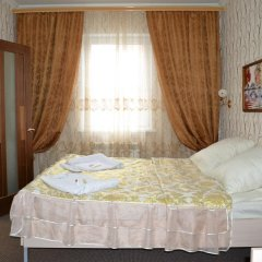 Гостиница Home Семейный номер Комфорт с разными типами кроватей фото 12