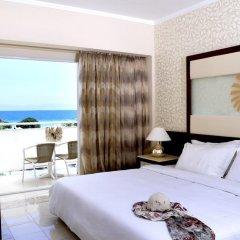 Отель Sunshine Rhodes 4* Улучшенный номер с различными типами кроватей фото 4