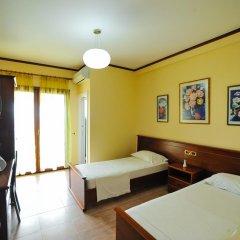 Iliria Internacional Hotel 4* Стандартный номер с 2 отдельными кроватями фото 7
