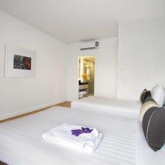 Отель Somerset Park Suanplu Улучшенные апартаменты фото 9