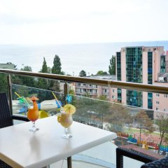 Отель Parkhotel Golden Beach - Все включено балкон