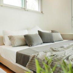 Отель The Mei Haus Hongdae 3* Стандартный семейный номер с двуспальной кроватью фото 12