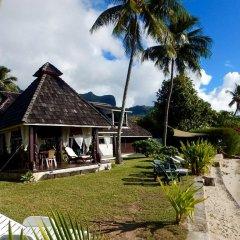 Отель Poerani Moorea пляж фото 2