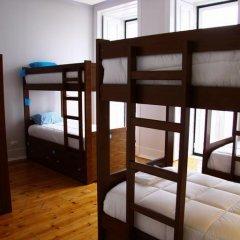 Lisb'on Hostel Кровать в общем номере с двухъярусной кроватью фото 9