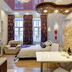 Отель Aparthotel The City Of Bridges Санкт-Петербург комната для гостей фото 2