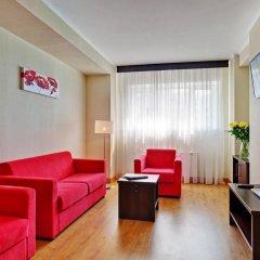 Гостиница Севастополь Модерн 3* Стандартный семейный номер 2 отдельными кровати фото 6