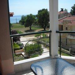 Отель Angelos Studios балкон