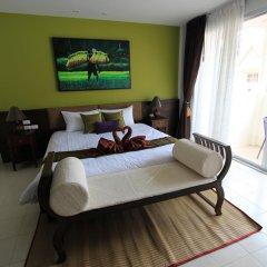 Отель The Guide Hometel 2* Номер Делюкс разные типы кроватей фото 2