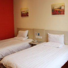 Отель Hanting EXpress Hangzhou Yuhang Zhongtai Road Китай, Ханчжоу - отзывы, цены и фото номеров - забронировать отель Hanting EXpress Hangzhou Yuhang Zhongtai Road онлайн комната для гостей фото 5