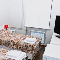 Гостиница Онегин Номер с общей ванной комнатой с различными типами кроватей (общая ванная комната) фото 3
