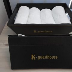 Отель K-Guesthouse Myeongdong 2 Южная Корея, Сеул - отзывы, цены и фото номеров - забронировать отель K-Guesthouse Myeongdong 2 онлайн удобства в номере фото 2