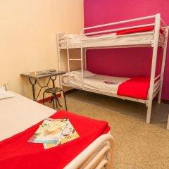 Отель Young & Happy Latin Quarter by Hiphophostels Кровать в общем номере двухъярусные кровати фото 4