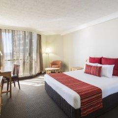 Отель Novotel Surfers Paradise 4* Стандартный семейный номер с двуспальной кроватью фото 2