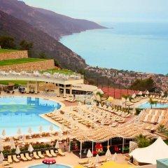 Orka Sunlife Resort & Spa Турция, Олудениз - 3 отзыва об отеле, цены и фото номеров - забронировать отель Orka Sunlife Resort & Spa онлайн пляж