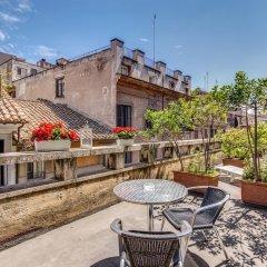 Отель King Италия, Рим - 9 отзывов об отеле, цены и фото номеров - забронировать отель King онлайн балкон