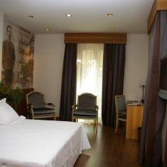 Gran Hotel La Perla 5* Номер Делюкс фото 5