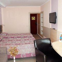 Отель Сенди Бийч 3* Стандартный номер с различными типами кроватей фото 12