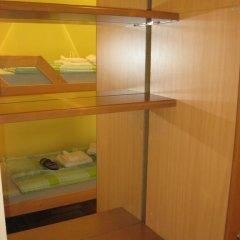 Spirit Hostel and Apartments Студия с различными типами кроватей фото 8
