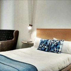 Frenteabastos Hostel & Suites Полулюкс с различными типами кроватей