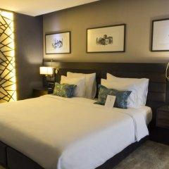 Отель Park Dedeman Trabzon 4* Улучшенный номер с различными типами кроватей фото 2