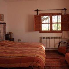 Отель Cortijo Buena Vista Сьерра-Невада комната для гостей фото 3