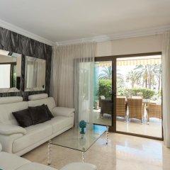 Отель Coral Beach Aparthotel 4* Улучшенные апартаменты с 2 отдельными кроватями фото 11